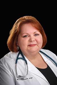 Mary Jo Zurawski, A.P.N.P.