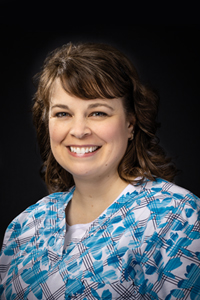 Katie Jirschele, RN, Vascular Center Manager